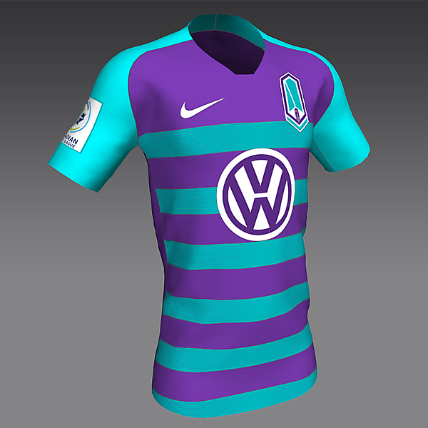 Pacific FC - Home Kit