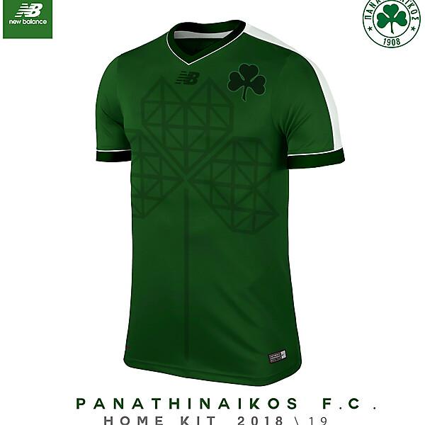 Panathinaikos F.C. Home Kit