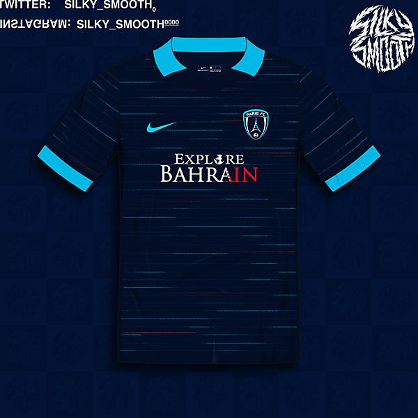Paris FC Nike @silky_smooth0