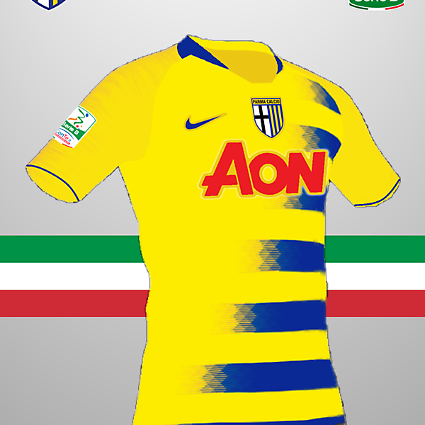 Parma Calcio Away