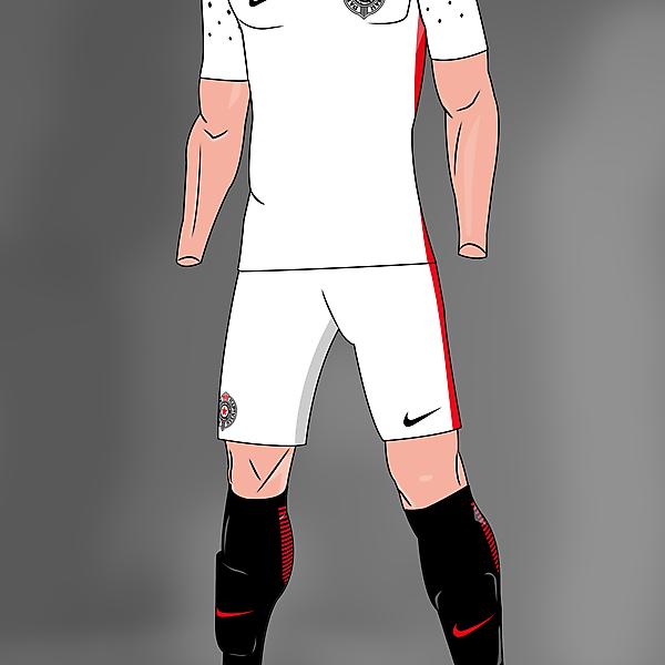 Partizan - Away