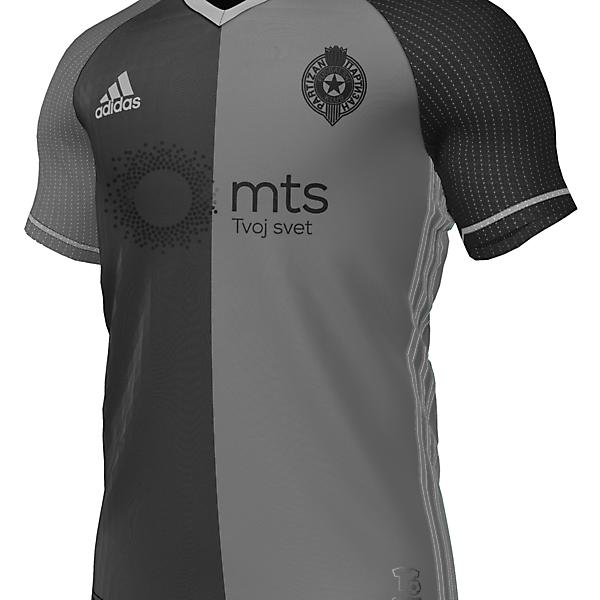 Partizan away