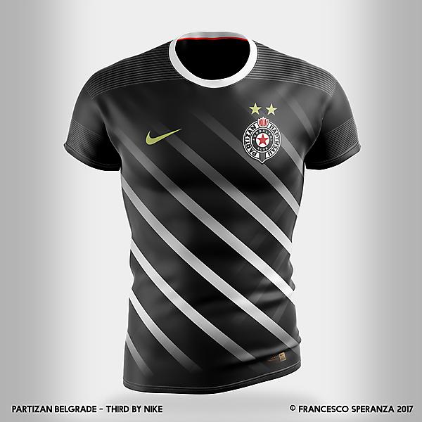 Partizan Belgrade - Third KOTW