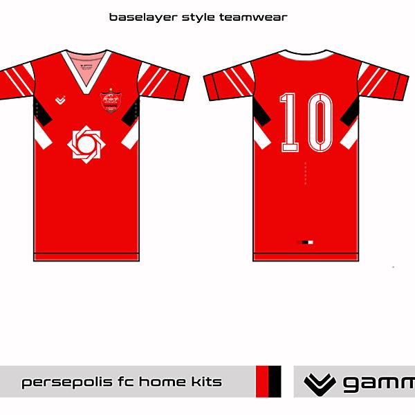 persepolis home kit