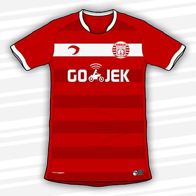 Persija Jakarta | Home Shirt