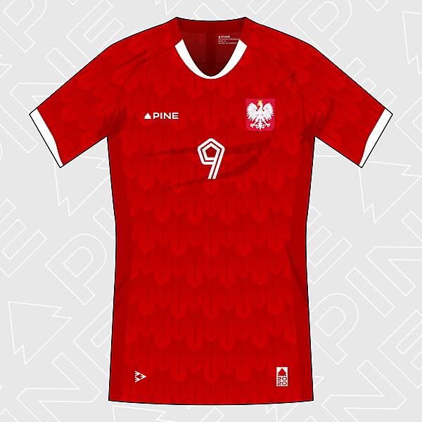 Poland | Away | Pine
