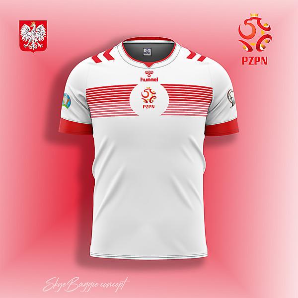 Poland home concept