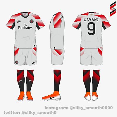 PSG Nike @silky_smooth0
