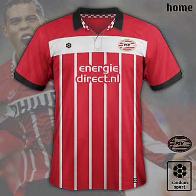 PSV Eindhoven - home