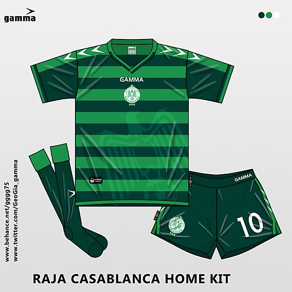 raja casablanca home kit