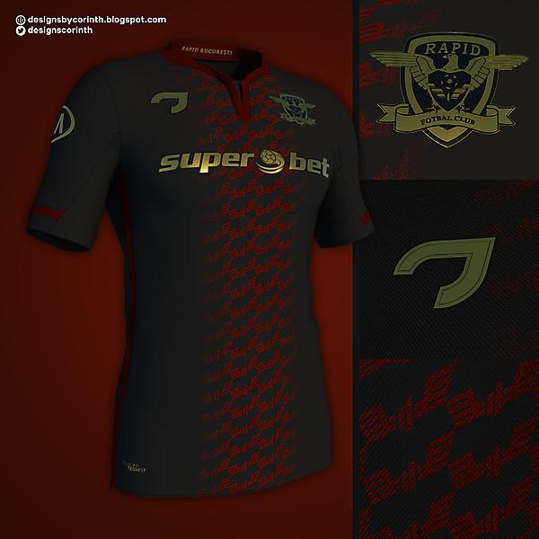 Rapid București | Away Shirt