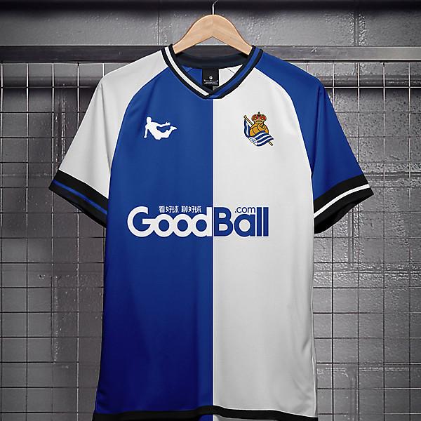 Real Sociedad - Home Kit