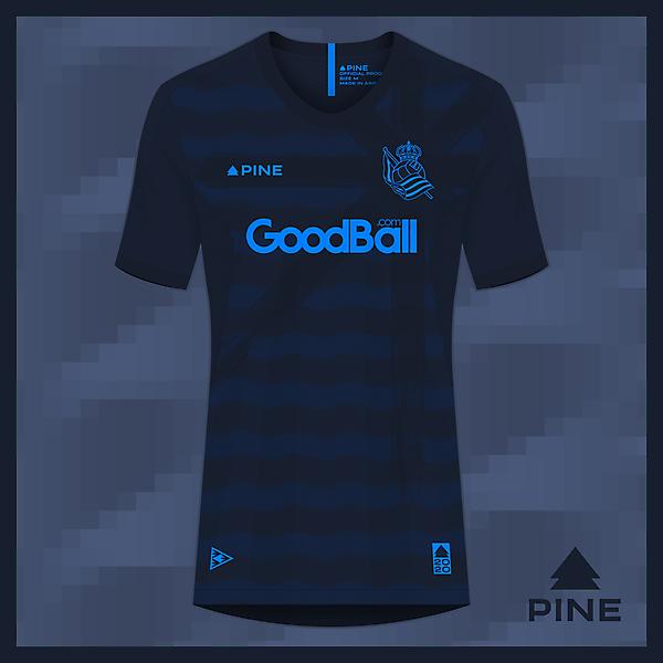 Real Sociedad   Away   Pine