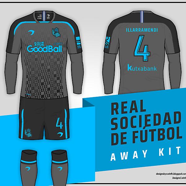 Real Sociedad de Fútbol | Away Kit
