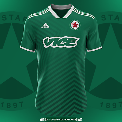 Red Star FC - Home Kit (2019/20)