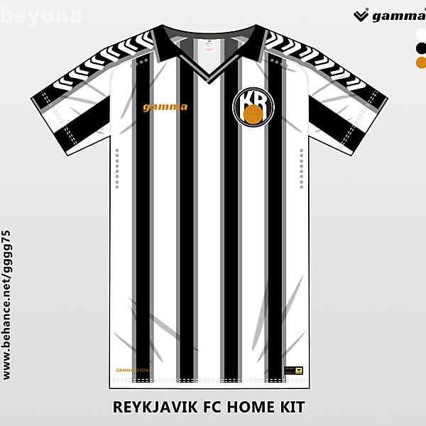 reykjavik home kit