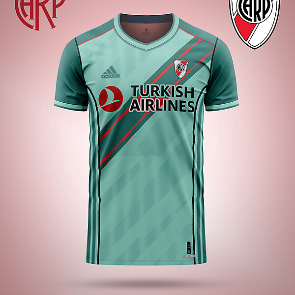 River Plate 3rd Concept