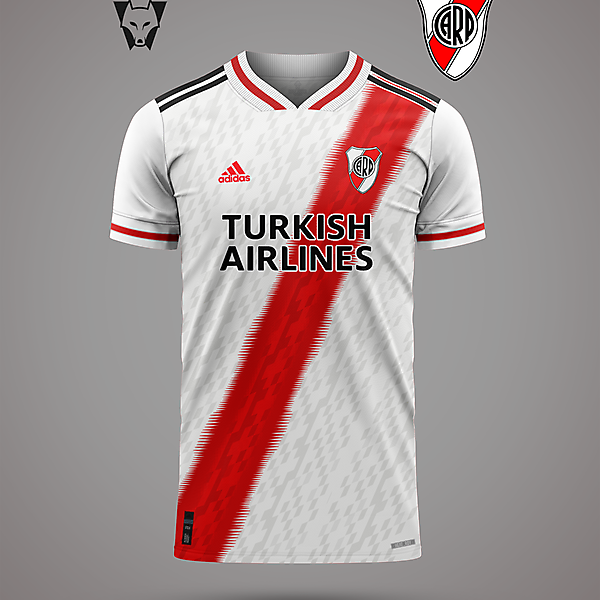 River Plate home concept
