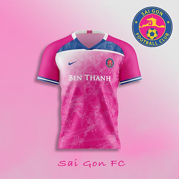 Sai Gon FC home concept