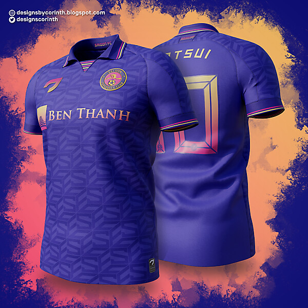 Saigon FC | Away Shirt
