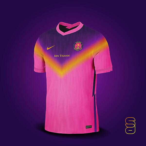 Saigon FC Concept Kit