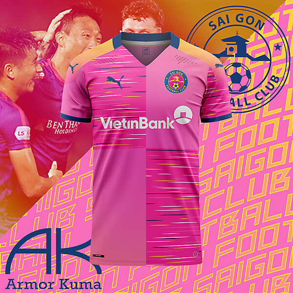 Saigon FC Puma Home Kit