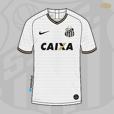 Santos FC x Nike | Home