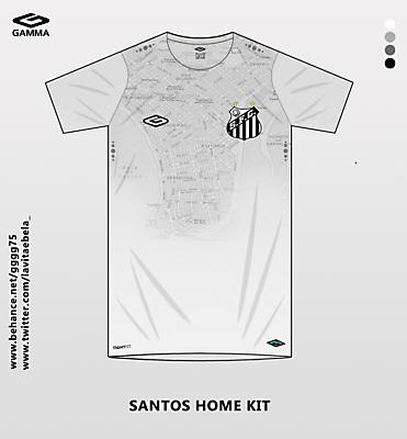 santos home kit