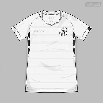 Santos x Adidas