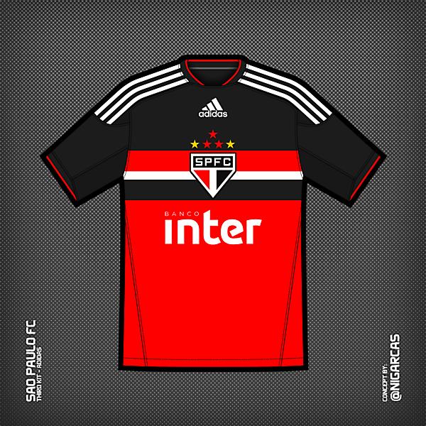 Sao Paulo - Third Kit