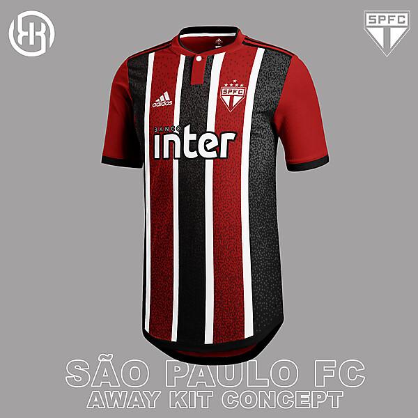 São Paulo FC   Away kit concept