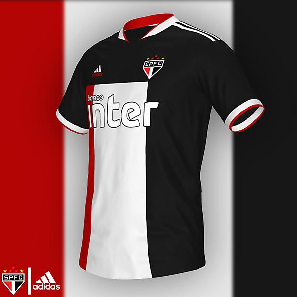 Sao Paulo FC Third Shirt | KOTW 198