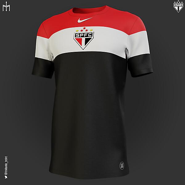 São Paulo Futebol Clube | Away kit | KOTW