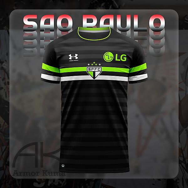 Sao Paulo Under Armour Third Kit