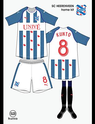 SC Heerenveen by @kunkuntoto