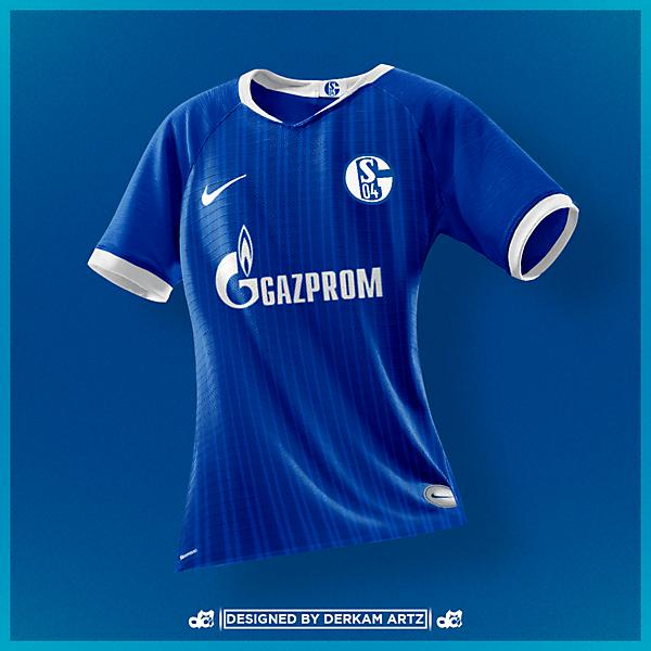Schalke 04 - Home Kit