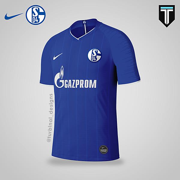 Schalke 04 x Nike - Home Kit