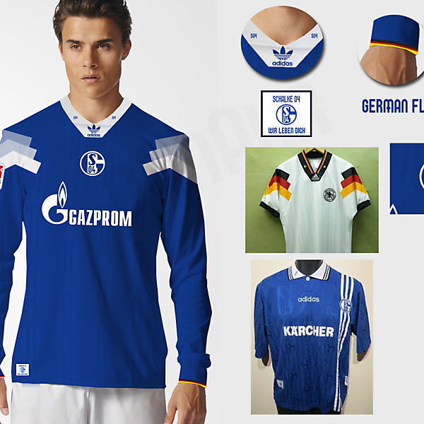 Schalke Home Kit