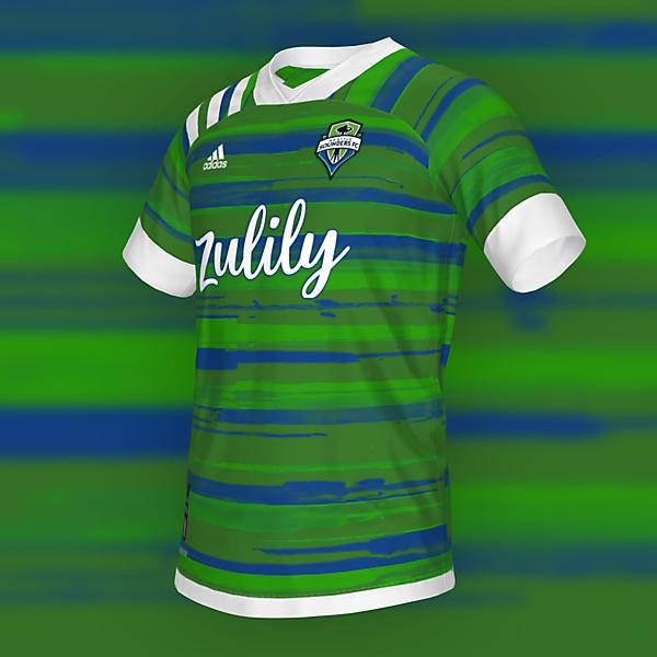 Seattle Sounders Home Shirt | KOTW 195