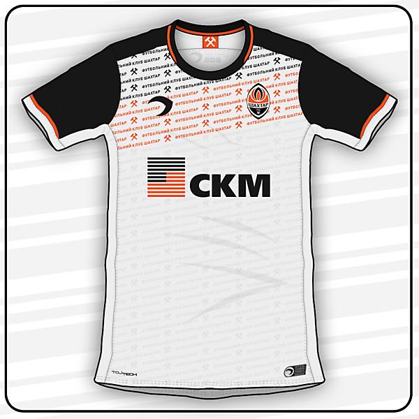 Shakhtar Donetsk | Away Shirt
