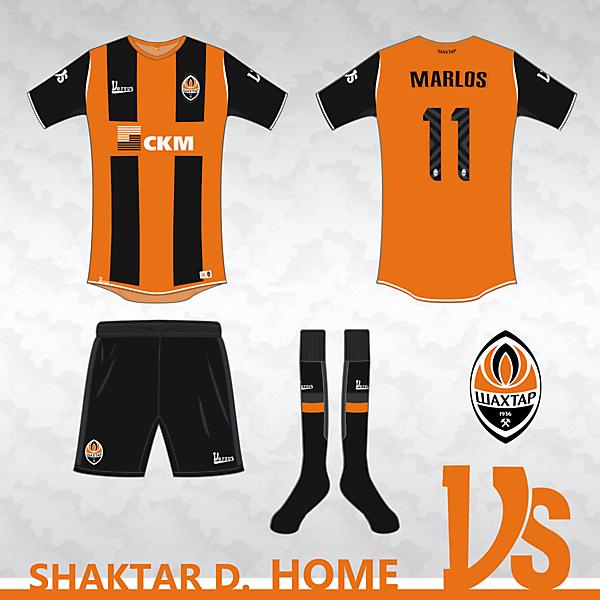 Shaktar Donetsk Home kit