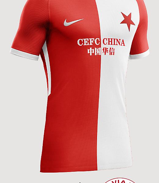 Slavia Prague x Nike