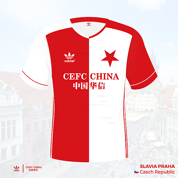 Slavia Praha - home