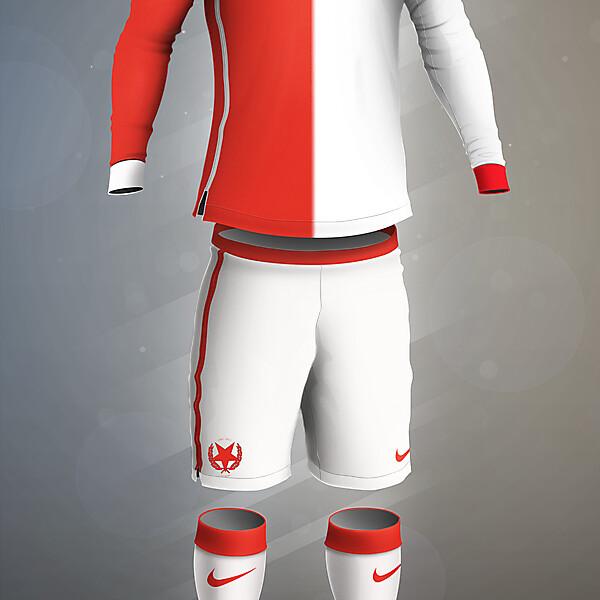 Slavia Praha Home Concept