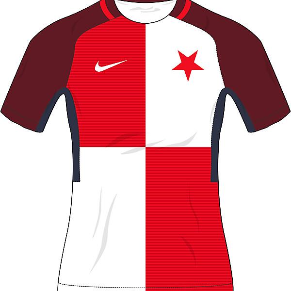 Slavia x Nike Concept