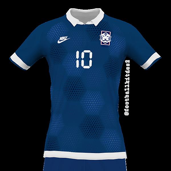 South Korea Away