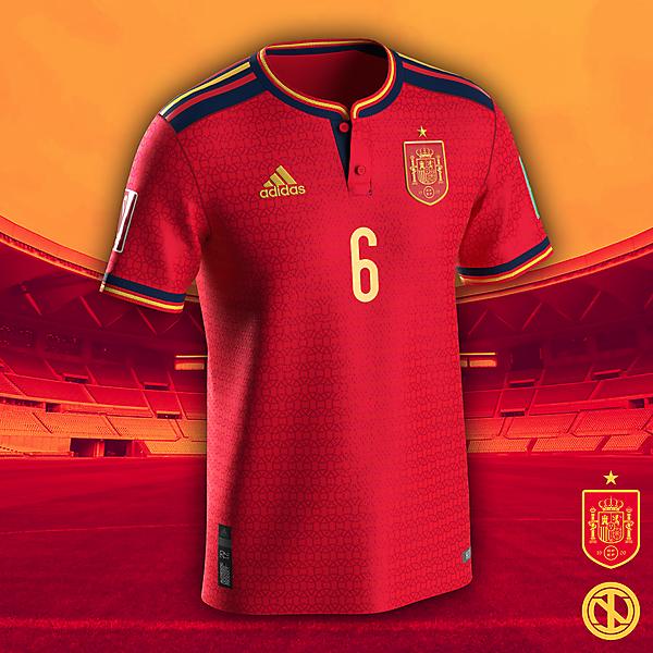Spain | Home Kit Concept