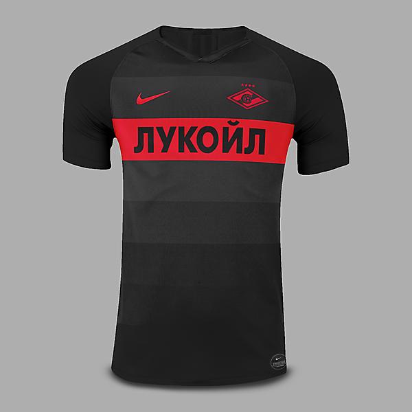 Spartak Moscow - Third kit