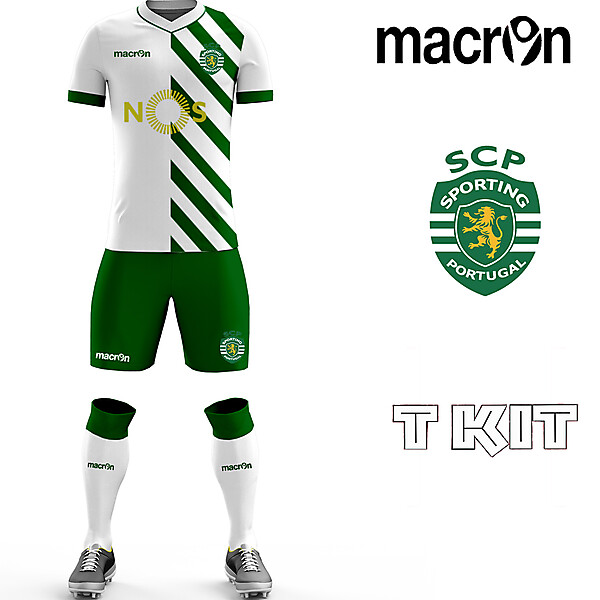 Sportin CP home kit