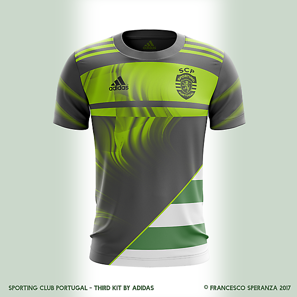 Sporting CP - third kit